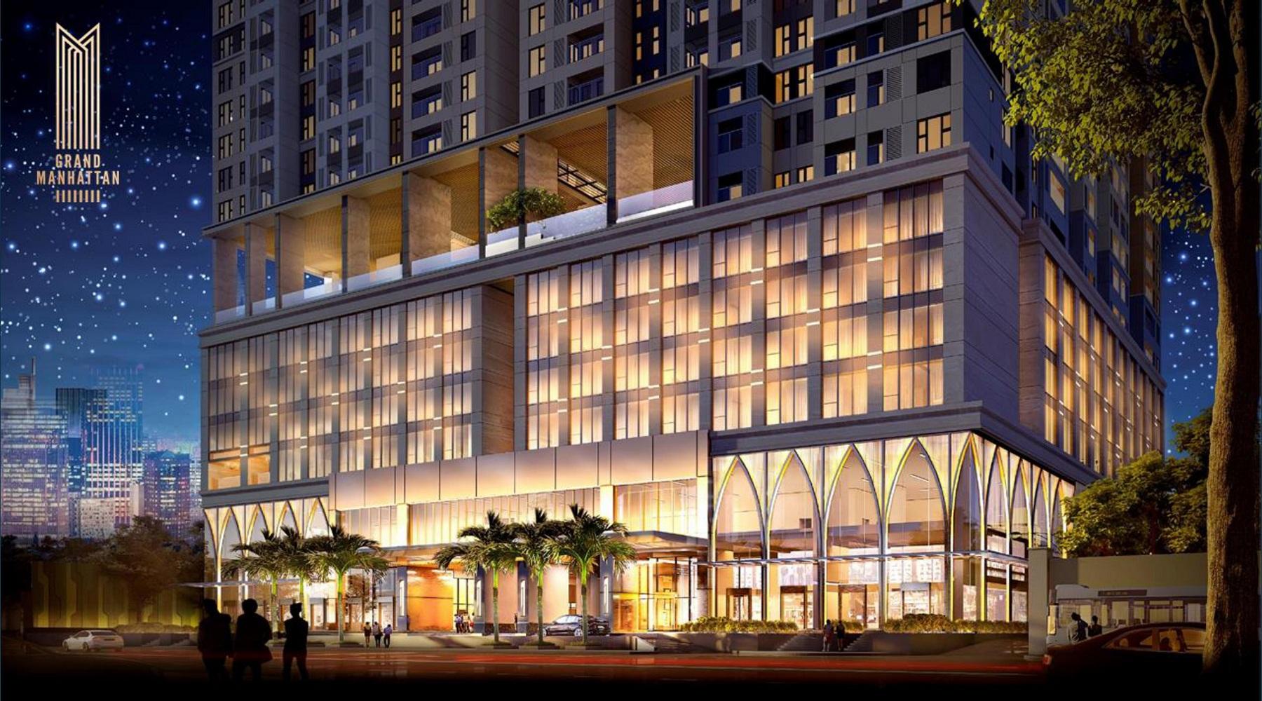 Avani vận hành Hotel 5 sao tại dự án căn hộ hạng sang The Grand Manhattan