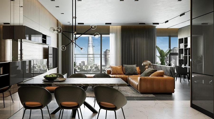 Căn hộ hạng sang thu hút khách siêu giàu bởi khách sạn AVANI