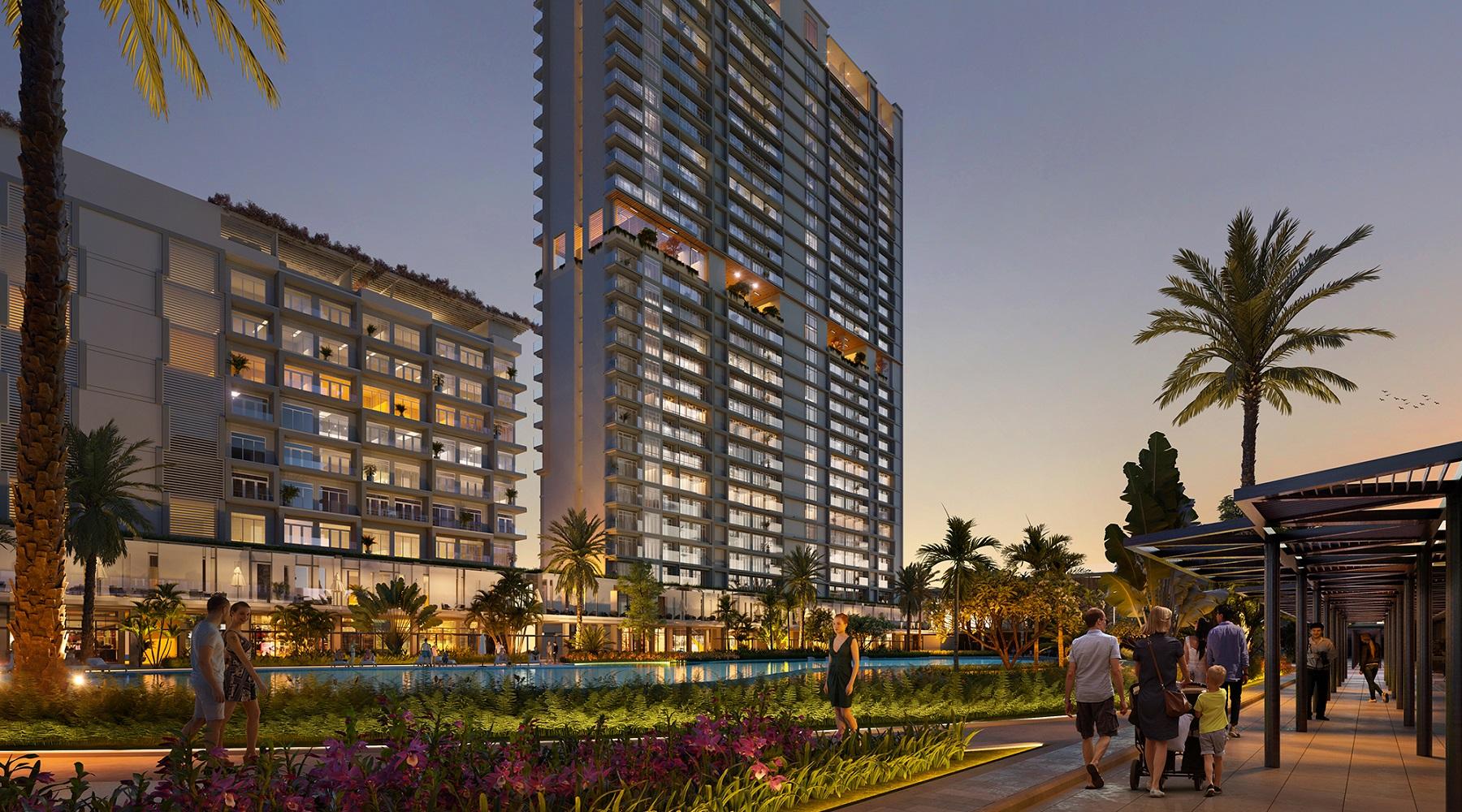 Tổ hợp hạng sang Aria Đà Nẵng Hotel & Resort định nghĩa lại tiêu chuẩn căn hộ nghỉ dưỡng