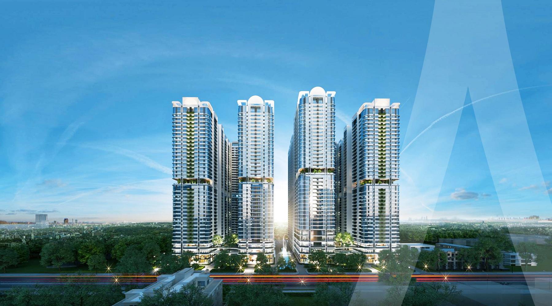 Chia sẻ góc độ đầu tư căn hộ Astral City