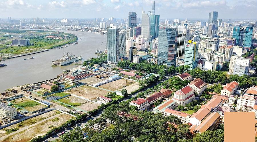 Đã đến thời của bất động sản ven sông