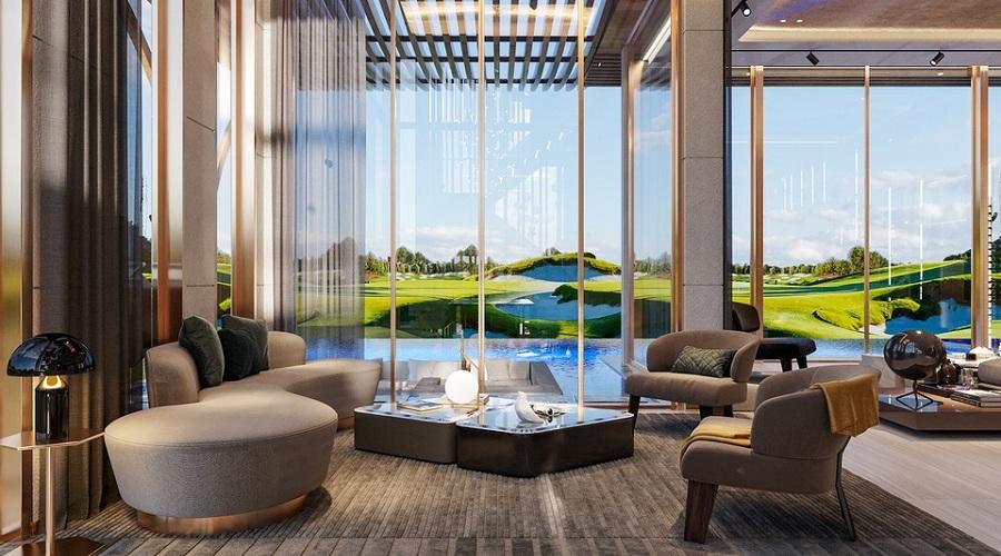 Điều gì quyết định đến giá trị đẳng cấp của Biệt thự Golf?