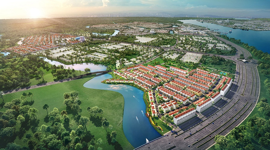 Nhà đầu tư phía Bắc chuộng bất động sản Đông Sài Gòn