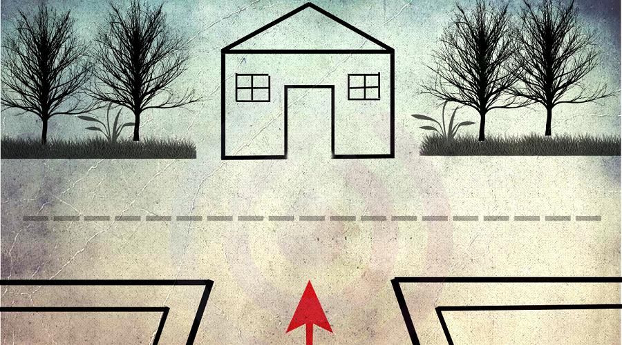Cách nhận diện sát khí trong nhà bạn