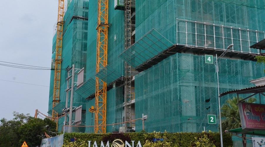 Cập nhật tiến độ dự án Jamona Heights