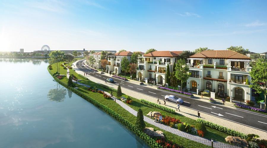 Phân khu River Park 1: Một tuyệt tác mới nhất của khu đô thị sinh thái thông minh Aqua City
