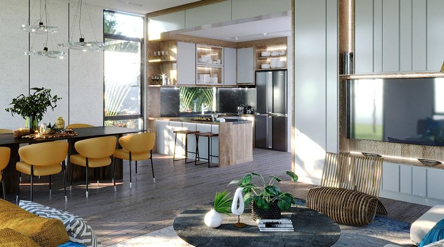 Second Home hấp dẫn nhà đầu tư bởi tính hợp thời