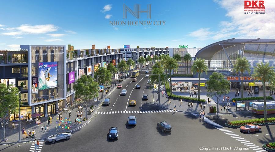 Đâu là tâm điểm của thị trường bất động sản Bình Định?