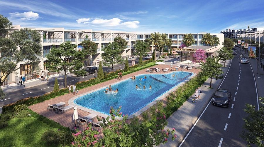 Sở hữu chuỗi hậu cần du lịch nghỉ dưỡng đầu tiên tại Quy Nhơn với Nhơn Hội New City