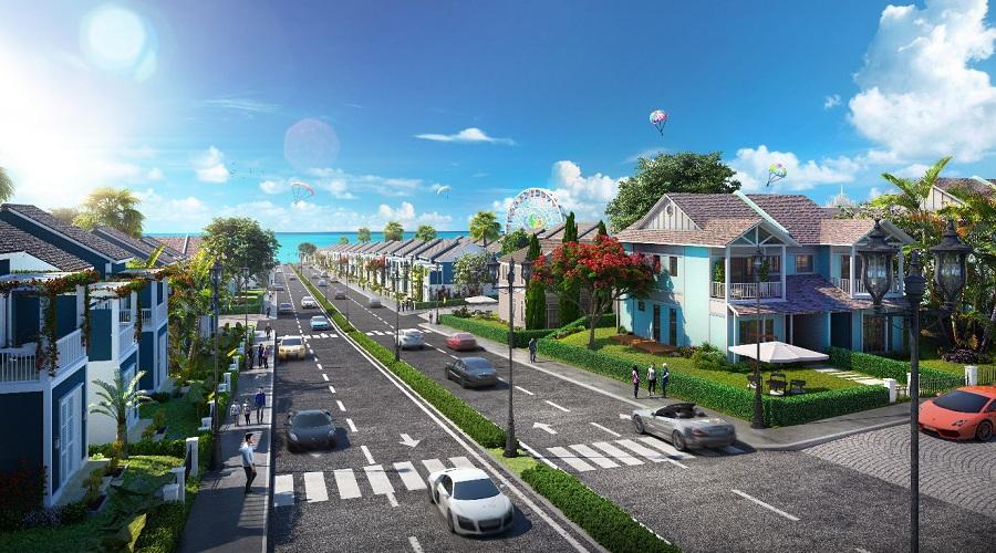 Nhà đầu tư phía Bắc chú ý bất động sản Phan Thiết nhờ bức phá hạ tầng