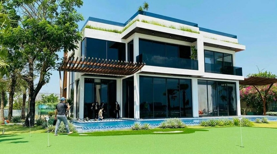 Những yếu tố quyết định giá trị một căn Golf Villas
