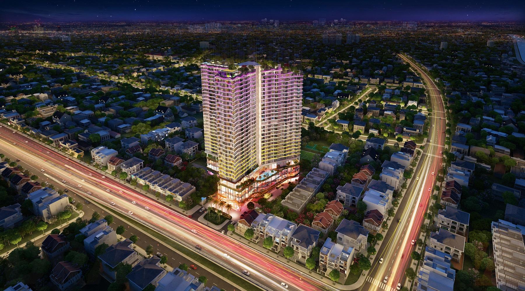 Lộ diện đơn vị thiết kế dự án căn hộ cao nhất Quận 6