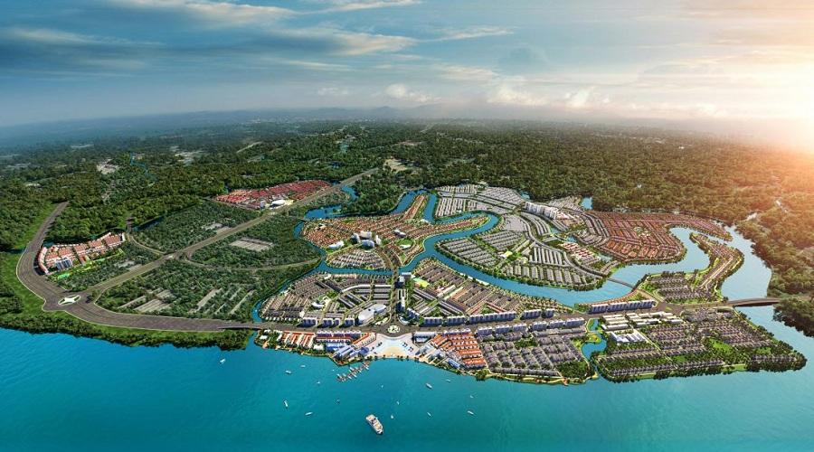 Sức hấp dẫn của khu đô thị sinh thái thông minh Aqua City