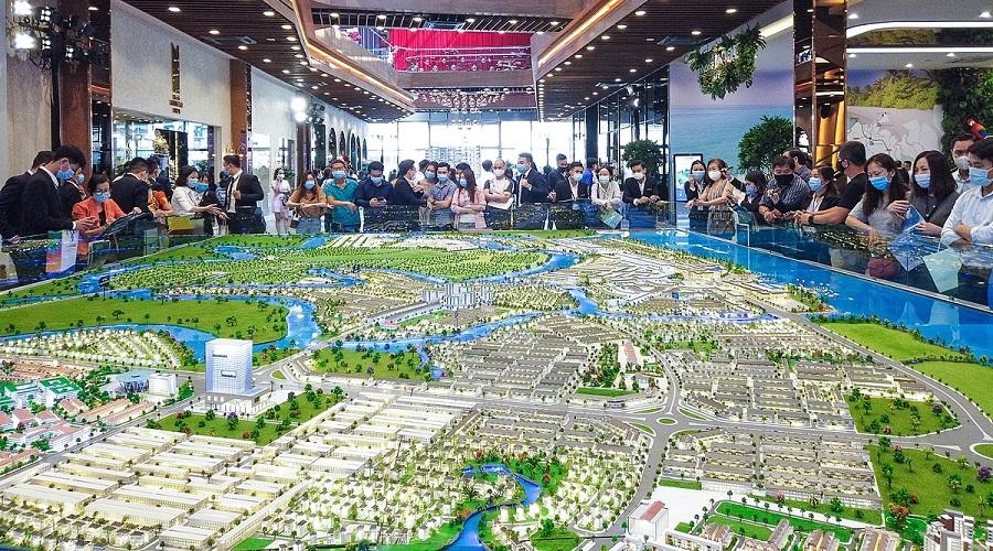 Những ưu thế tuyệt vời của Đảo Phượng Hoàng tại Aqua City