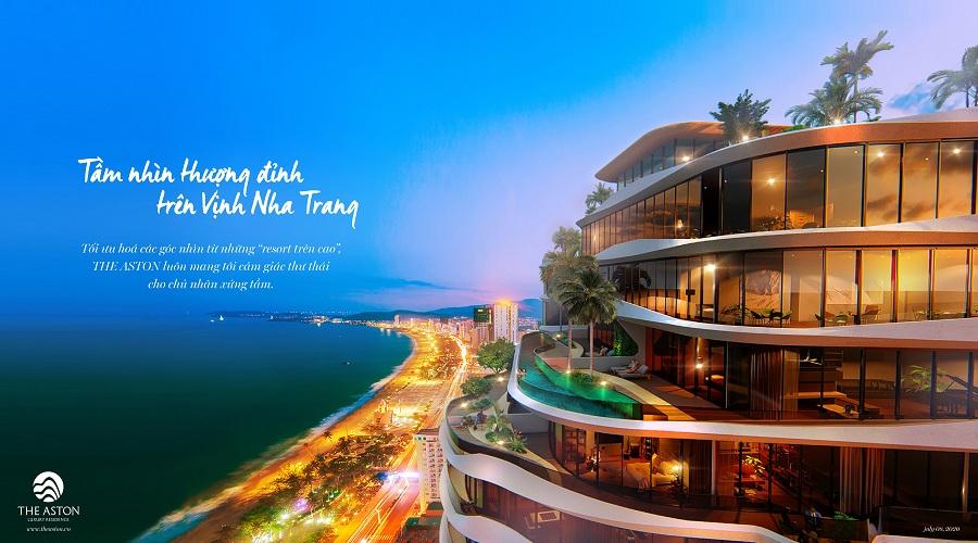 Cảm nhận siêu phẩm nghỉ dưỡng đẳng cấp mới tại Nha Trang với The Aston Luxury Residence