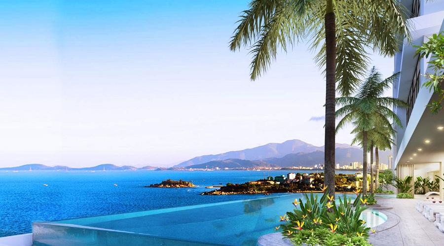 Ấn tượng căn hộ sở hữu vĩnh viễn ngắm trọn biển Nha Trang