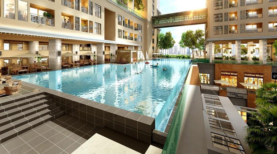 Sao Việt chọn An cư & Đầu tư tại The Grand Manhattan quận 1