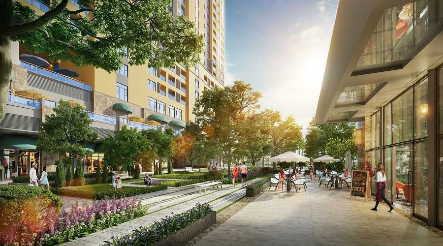 Cơ hội cho bất động sản hạng sang trung tâm từ dòng vốn ngoại