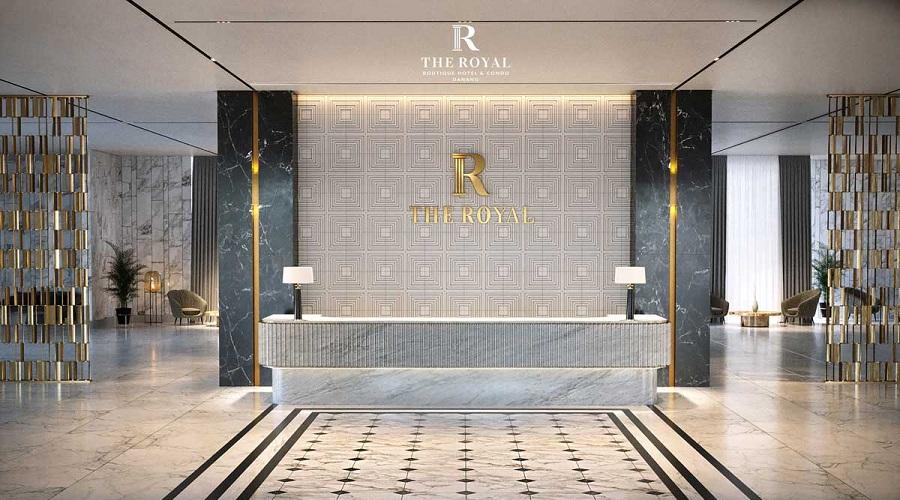 The Royal Boutique Hotel & Condo Đà Nẵng kỳ vọng trở thành biểu tượng kiến trúc mới