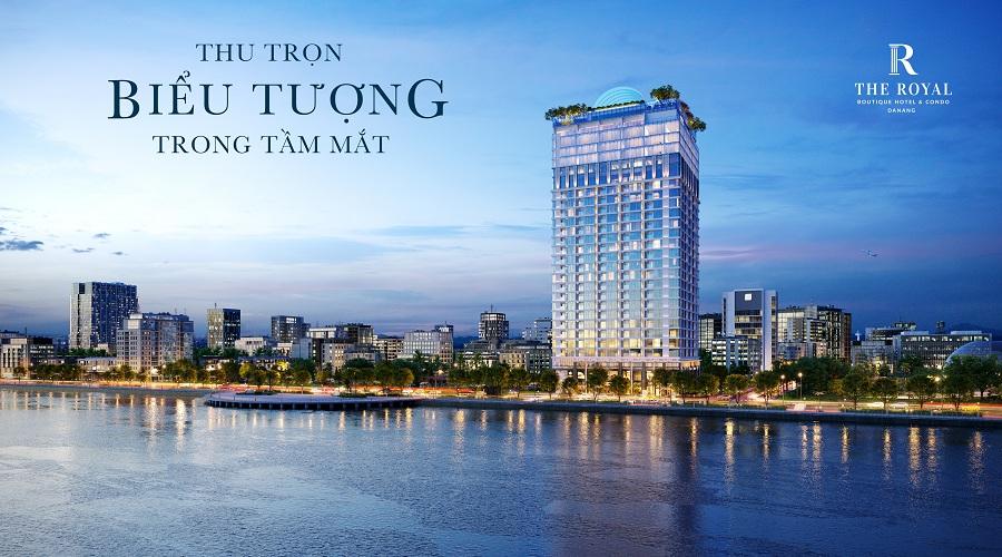 Sự cuốn hút của dòng căn hộ siêu sang trung tâm Đà Nẵng
