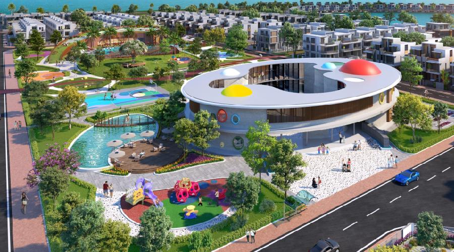 Tiềm năng sinh lợi khu đô thị sinh thái thông minh Aqua City