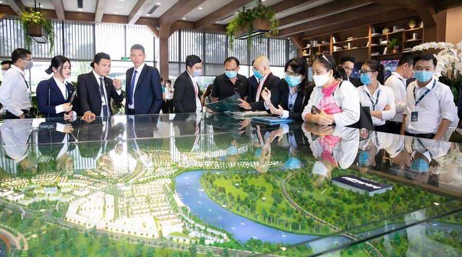 Cơ hội tốt nhất để sở hữu nhà phố sinh thái thông minh Aqua City