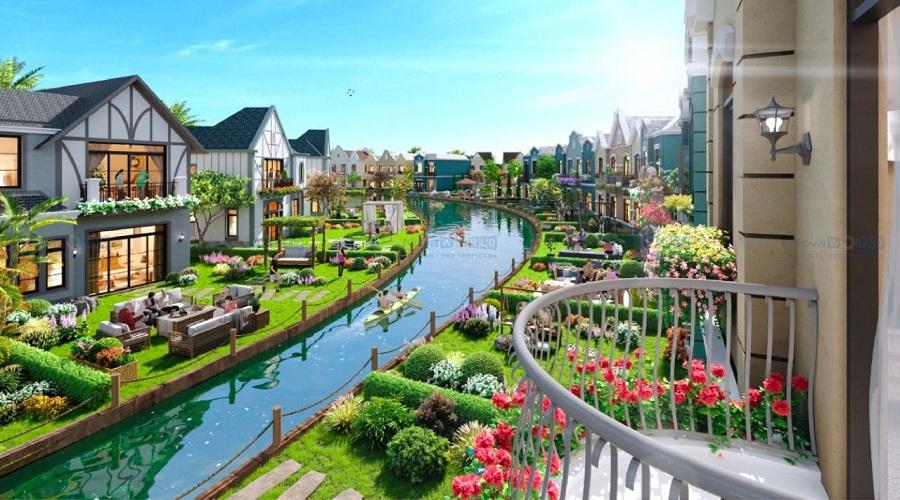 EuroMoney: Novaland được bình chọn là nhà phát triển BĐS xuất sắc nhất Việt Nam 2021