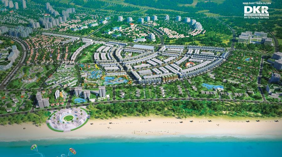 Nhơn Hội New City nâng tầm sống cư dân với tổ hợp tiện ích lớn nhất Quy Nhơn