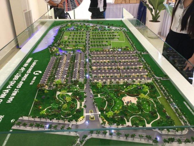 Mở bán dự án nhà phố liên kế  Park Riverside đợt  OS 1