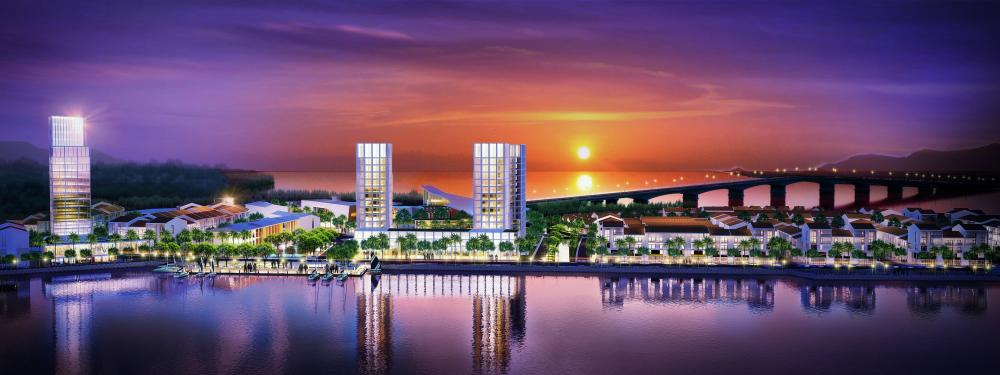 Giải mã lợi nhuận 12%/năm từ đất nền Marine City - Vũng Tàu