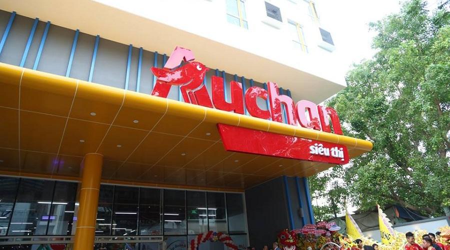 Siêu thị Auchan thứ 15 khai trương tại quận 10