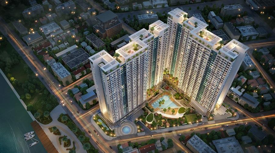 Thị trường bất động sản tháng 6.2018: tâm điểm căn hộ cao cấp