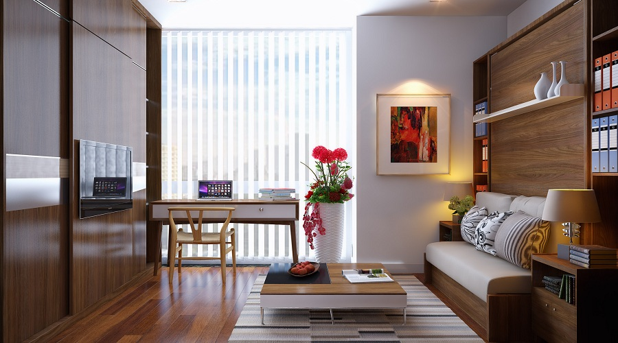 Đầu tư căn hộ văn phòng: xu hướng mới