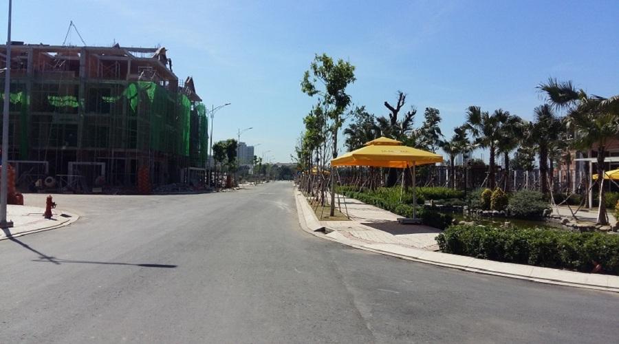 Đất nền, Nhà phố tăng nhiệt cuối năm