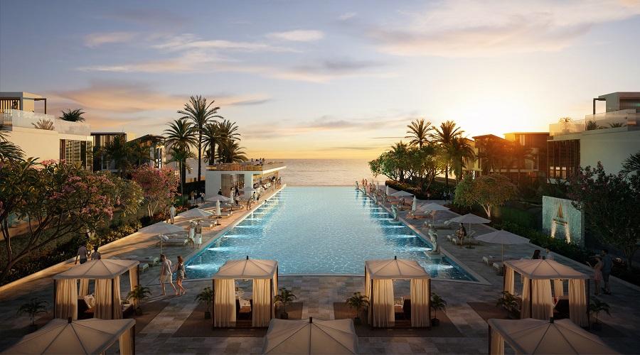 Thị trường Đà Nẵng sôi động với Tổ hợp nghỉ dưỡng biểu tượng mới Aria Da Nang Hotel & Resort