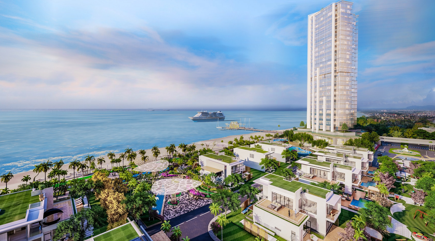 Aria Vũng Tàu Hotel & Resort: điểm nóng mới cho thị trường nghỉ dưỡng