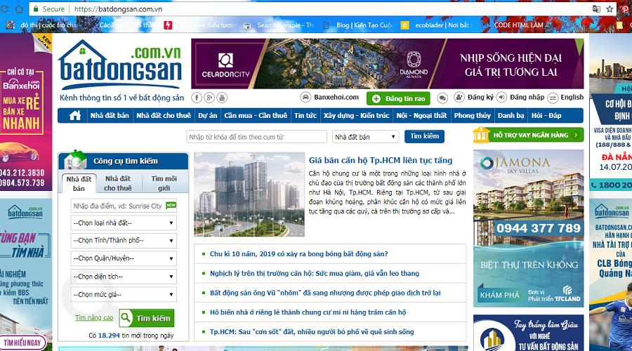 Chia sẻ bí quyết đăng tin trên batdongsan.com.vn