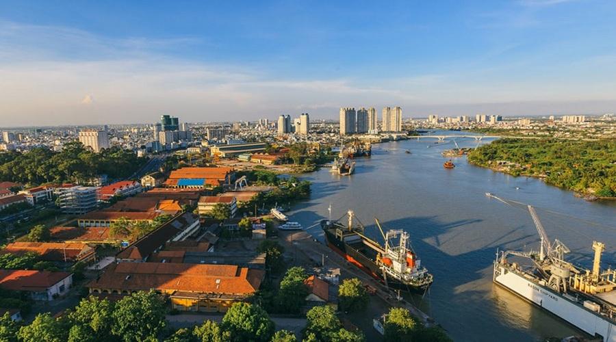 Sẽ di dời toàn bộ cảng trên sông Sài gòn