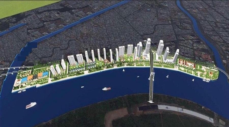 Cận cảnh các khu cảng cuối cùng di dời nhường đất phát triển đô thị