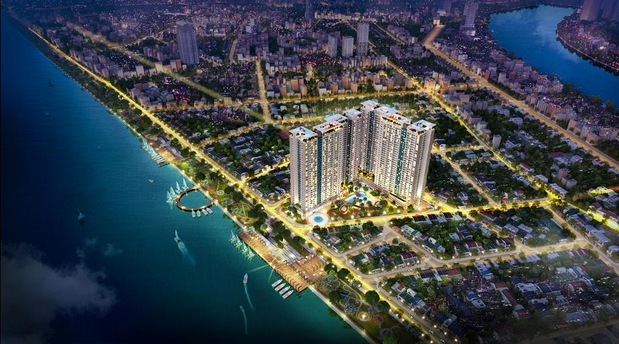 Charmington Iris: Tâm điểm mới của thị trường bất động sản Quận 4