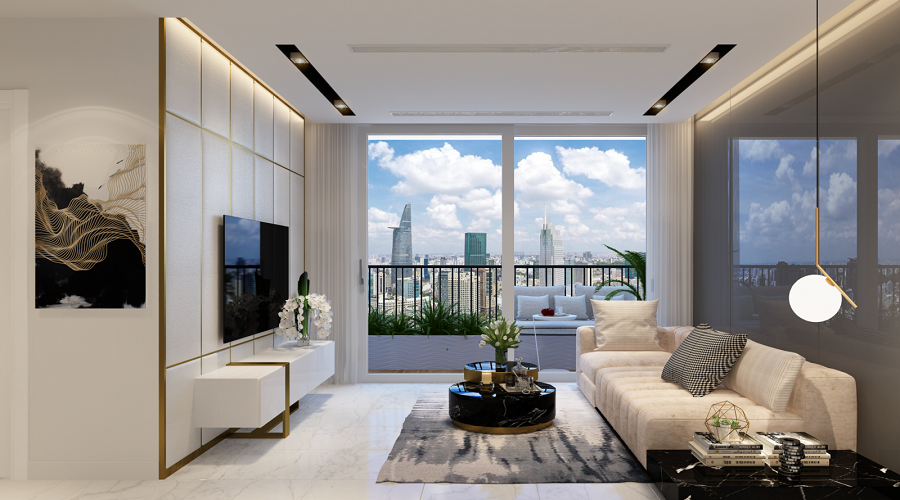 Vì sao khách hàng cao cấp luôn chuộng căn hộ diện tích lớn?