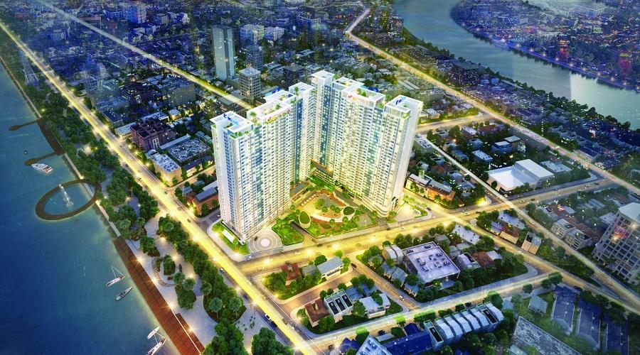 Charmington Iris tạo dấu ấn đặc biệt trên thị trường bất động sản cao cấp trung tâm TpHCM
