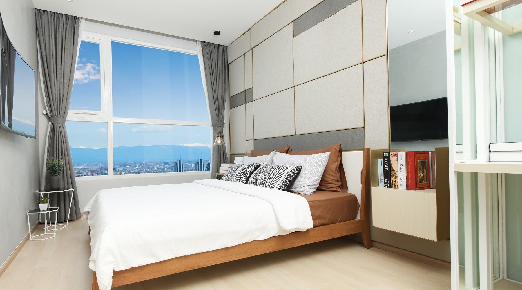 Có bao nhiêu loại hình căn hộ tại dự án Charmington iris?