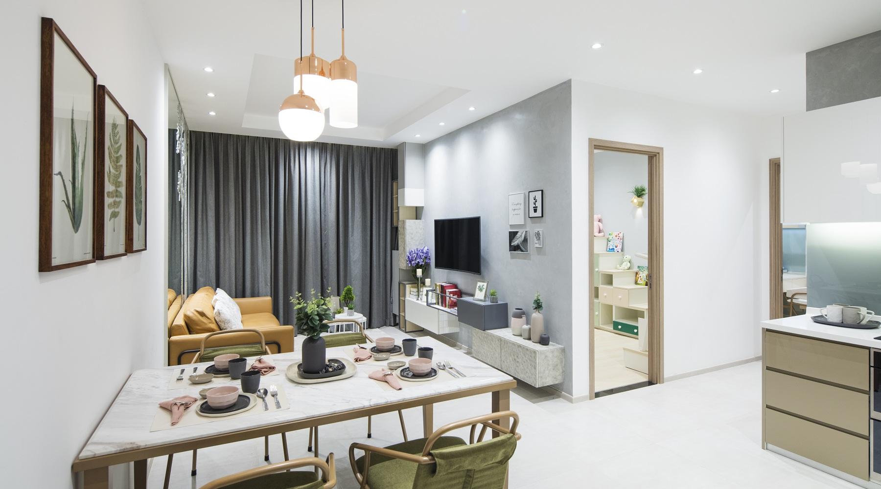 Tìm lợi thế cạnh tranh của phân khúc căn hộ cao cấp năm 2018