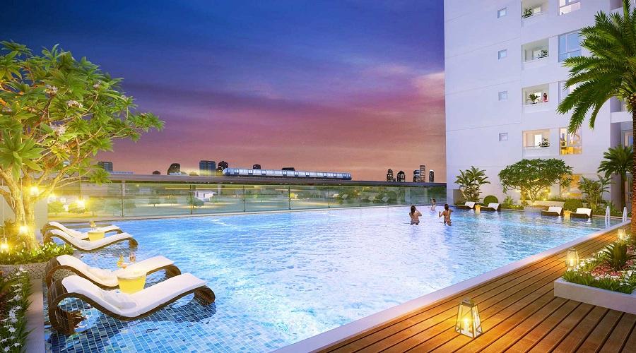 Hiếm hàng, giá bất động sản trung tâm tăng mạnh