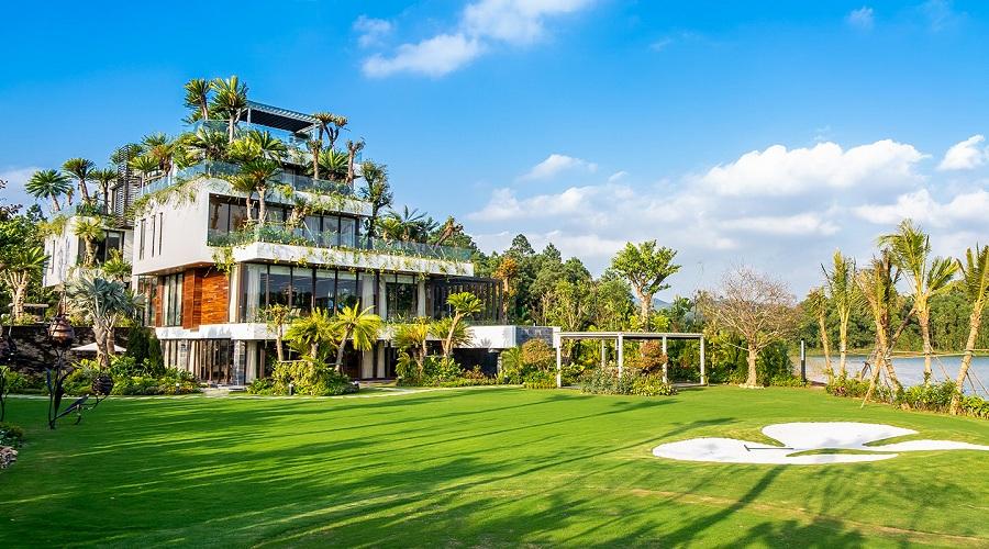 Dinh thự: bất động sản không thể thiếu của giới siêu giàu