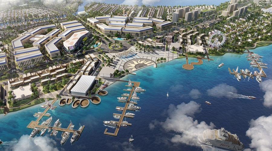 NovaLand khởi công khu thể thao ngoài trời tại dự án Aqua City