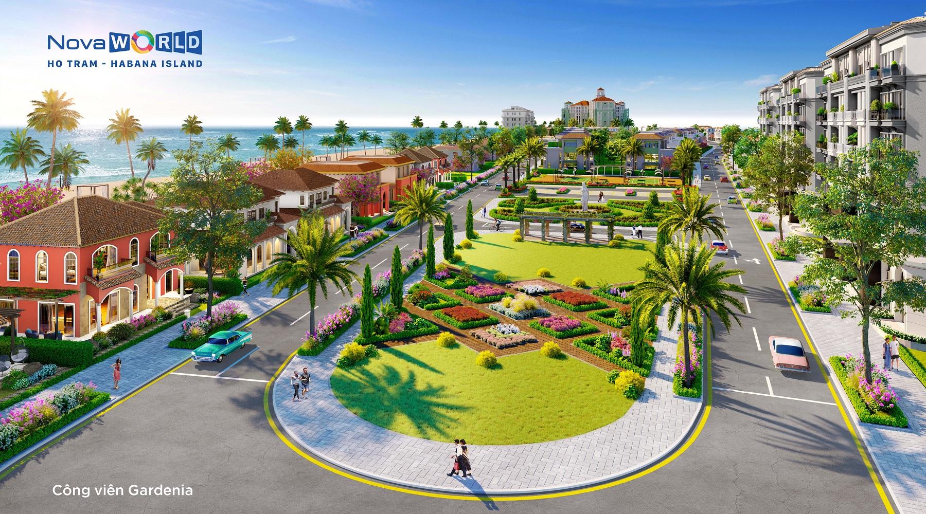 Habana Island: Tâm điểm thu hút giới nhà giàu tại Hồ Tràm