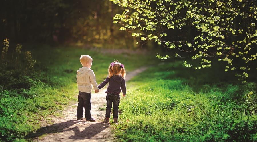 Chọn chốn ở, chọn luôn không gian xanh cho con
