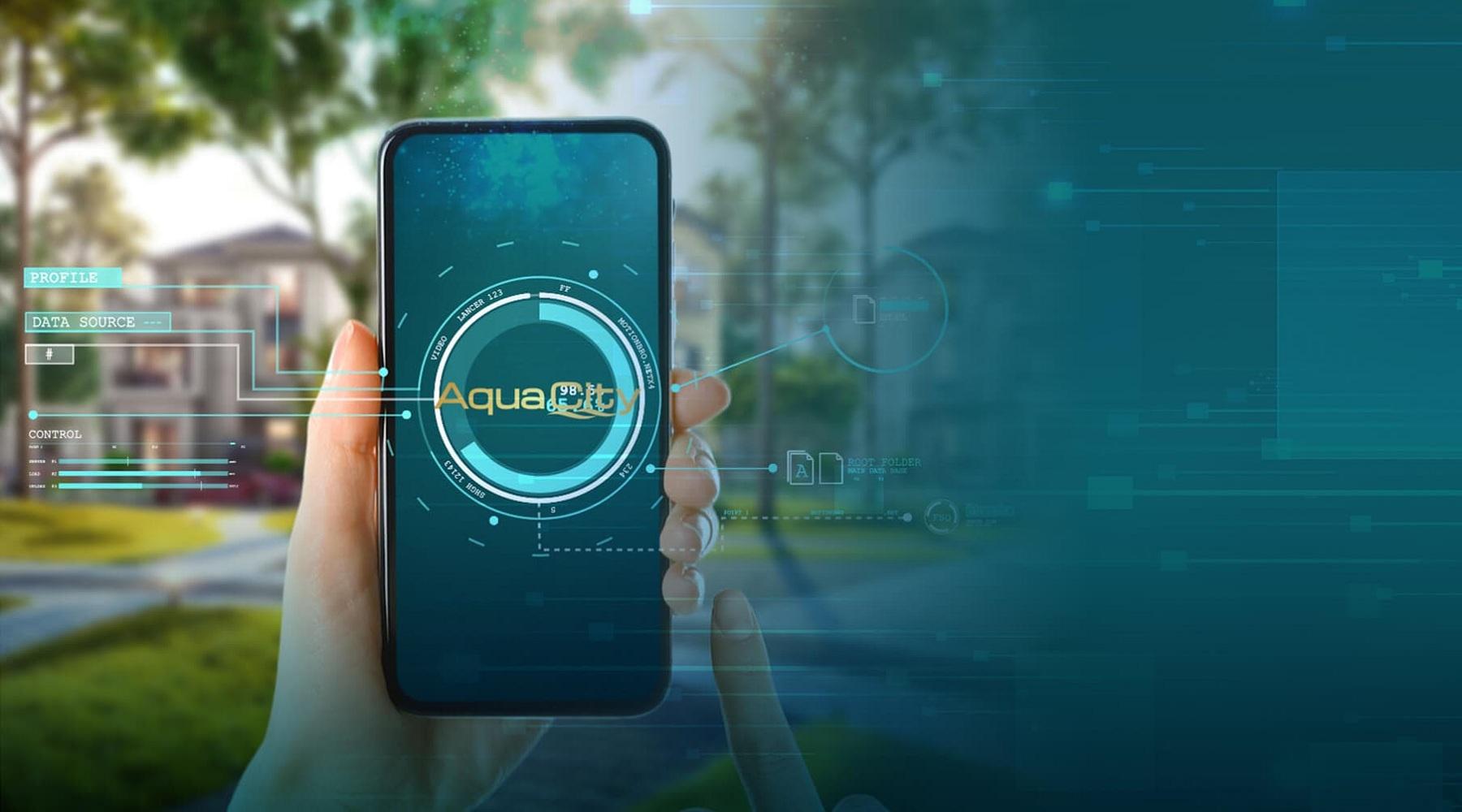 Aqua City trở thành đô thị đáng sống nhờ công nghệ thông minh